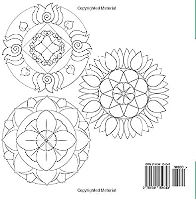 Coloriage De Mandala Pour Adulte.Buy Coloriage Adulte Mandala 35 Mandalas Anti Stress Livre De