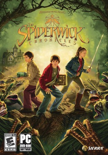 The Spiderwick Chronicles - PC by Sierra