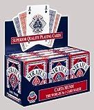 CartaMundi Stratus Playing Cards 12 Packs/Box (Stratus) by CartaMundi