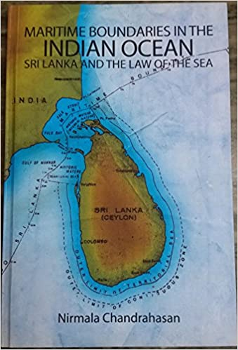Buy Maritime Boundaries in the Indian Ocean: Sri Lanka and the Law