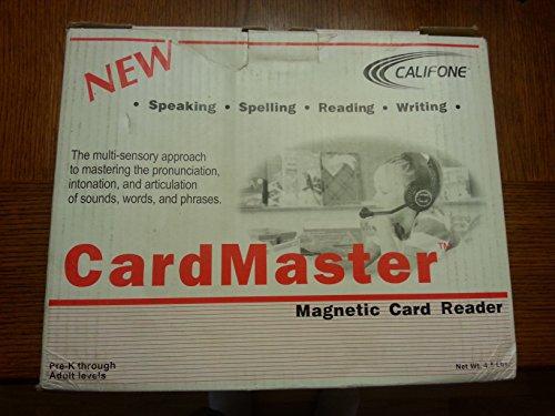 Califone Cardmaster 2010AV (Cardmaster Card Reader)