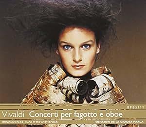 Concerti Per Fagotto Oboe E a