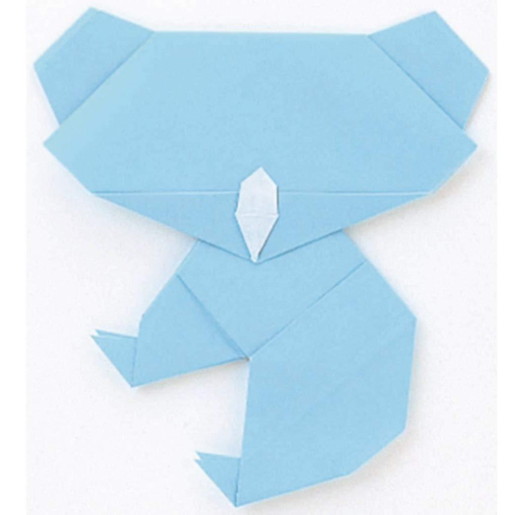 Amazon.com: Toyo Origami Papel, 23 colores, 300 hojas ...