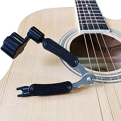 Kit de cambio de cuerdas de guitarra, cuerdas de guitarra acústica ...