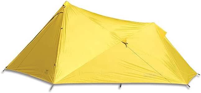 Mountainsmith Mountain Shelter LT Tarp Tent (Golden Yellow)