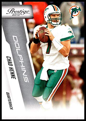 2010 Panini Prestige #101 Chad Henne NM-MT Miami Dolphins Official NFL Football Trading Card