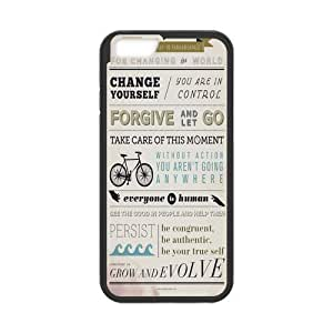 iPhone 6 Protective Case - Vintage Hardshell Cell Phone Cover Case for New iPhone 6 Designed by HnW Accessories
