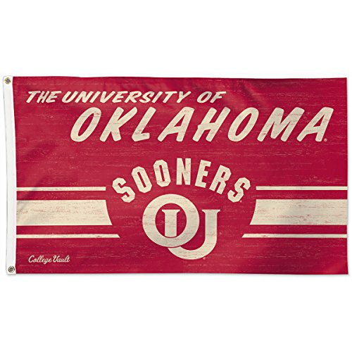 WinCraft University of Oklahoma Throwback Vintage 3×5 College Flag Review