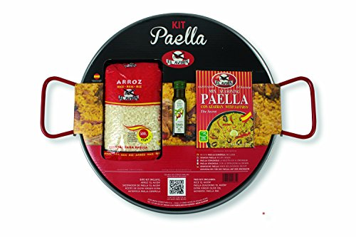 How to buy the best paella kit from spain?