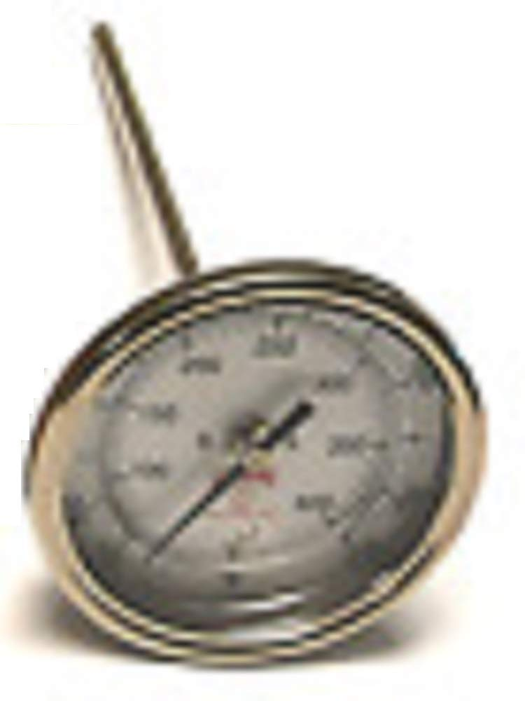 Winters 937-00028 Thermometer, 3'' Dial, 6'' Stem, 1/2'' NPT