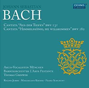 Cantatas for Solo Choir & Orc