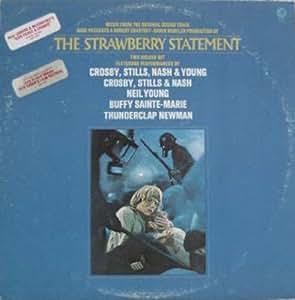 STRAWBERRY STATEMENT (ORIGINAL SOUNDTRACK LP, 1969)