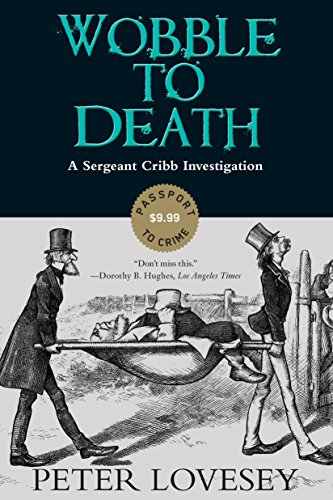Wobble to Death (A Sergeant Cribb Investigation)