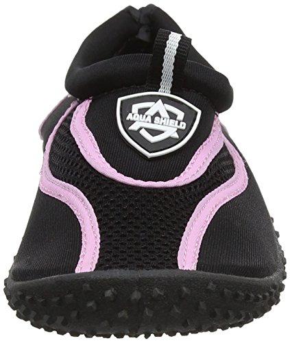 Fonc Aquatique Bb Et Pointure Chaussure Aqua Blue Enfant Noire Rose Rush Hxw4Yq7