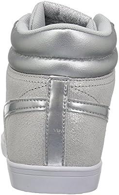 Reebok Women's Royal Aspire 2 Walking Shoe, Silver Metallic