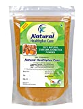 100% Natural Turmeric Rhizome (CURCUMA AROMATICA) Powder for YOUNGER LOOKING SKIN NATURALLY by Natural Healthplus Care (1/2 lb / 8 ounces / 227 g)