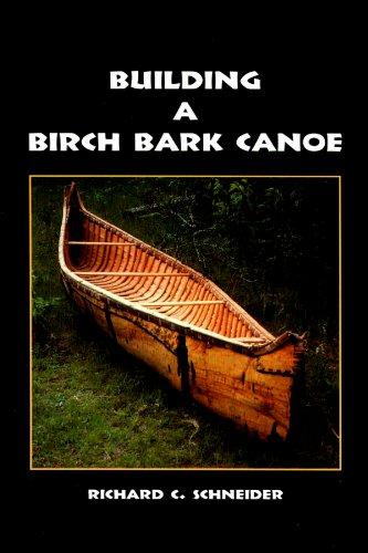 Building a Birchbark Canoe -