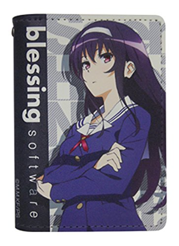 Her dull IKUtekt kasumigaoka poem feather full color pass case by Cospa