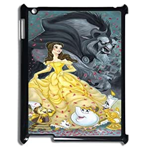 [H-DIY CASE] For Ipad 2/3/4 Case -Beauty And The Beast-CASE-11
