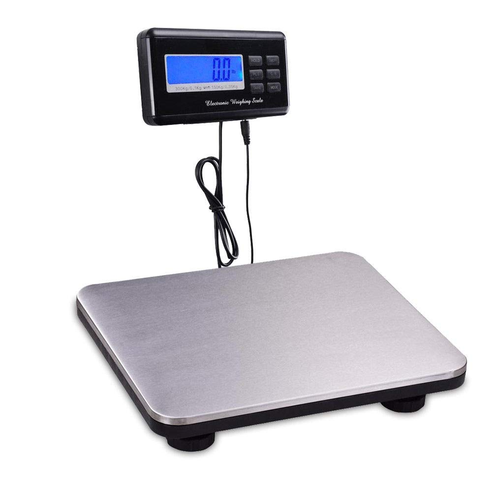 Z&Y LCD parcela escala 0.1kg-300Kg Balanza de precisión escala de letras escala de plataforma escala de la tabla electrónica balanza plataforma paquete ...