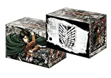 Attack On Titan Levi Trading Card Game Character Deck Box Case Holder Anime Vol 257