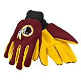 Forever Collectibles 74207 NFL Washington Redskins Colored Palm Glove