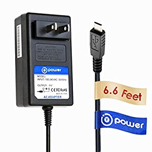 T-Power (6.6 feet) Ac adapter Charger Compatible with Bose SoundLink Color Mini 2 II Revolve+ Revolve Bluetooth Speaker 739617-1110,739523-1110 627840 725192 Speaker QuietComfort 35 SoundLink II AE2W
