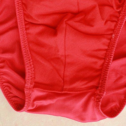 E Tronco Style red Spandex Nylon Concorrenza Uomo A Musclealive Posing Culturismo YIwxAq6n14
