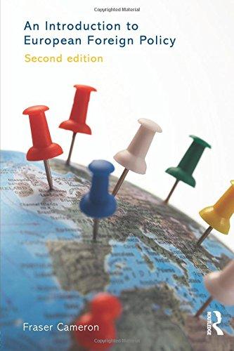An Introduction to European Foreign Policy por Fraser Cameron