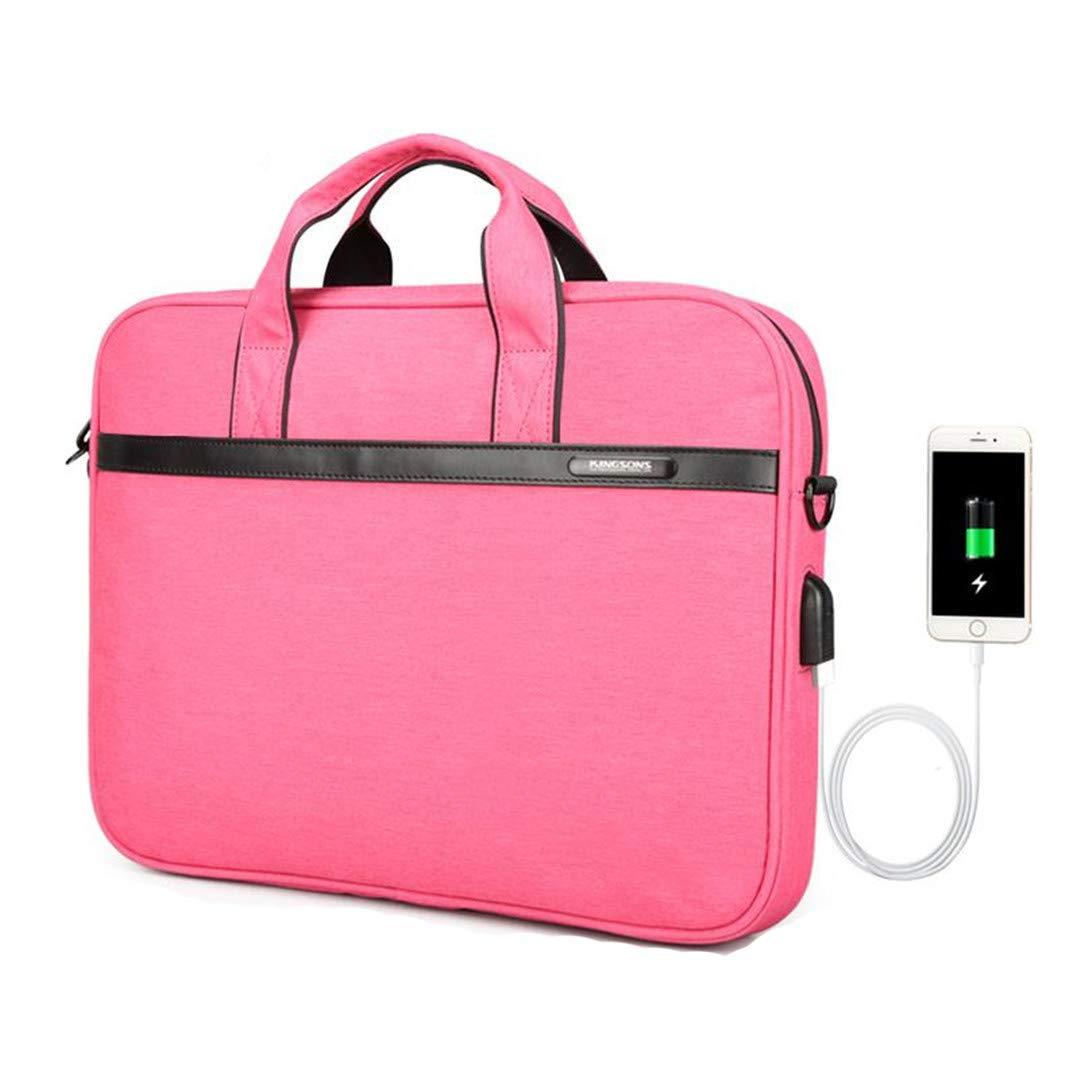 STUDENTE APPAREL メンズ B07GZGXVJX as picture|Pink Laptop Bag Pink Laptop Bag as picture