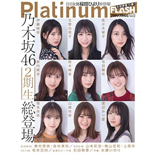 Platinum FLASH Vol.12 表紙画像
