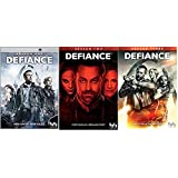 Defiance Complete Series Seasons 1-3