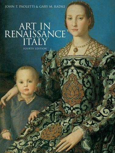 Art in Renaissance Italy, 4th (fourth) edition PDF