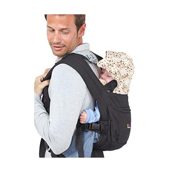 Molto Ergonomic Comfort Baby Carrier 2 in 1 2