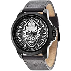 Police 14385JSB-57 Mens Reaper Silver Grey Watch