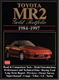 Toyota Mr2 Gold Portfolio, 1984-97, , 1855204401