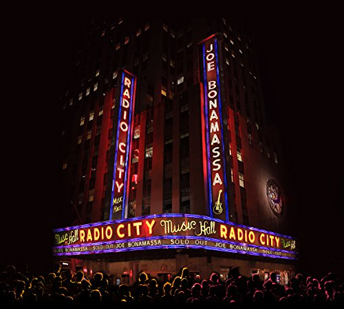 Live At Radio City Music Hall [CD/Blu-Ray Combo]