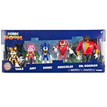 TOMY T22068A Sonic Boom Multi-Figure Pack Action Figure