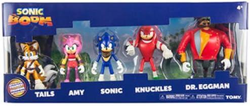 TOMY Sonic Multi Figure Action Figure