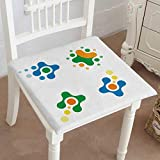 Mikihome Chair Pads Classic Design Vector Isolated Logos Crosses The Symbol Science