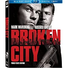 Broken City (Blu-ray + DVD + Digital Copy) (2013)