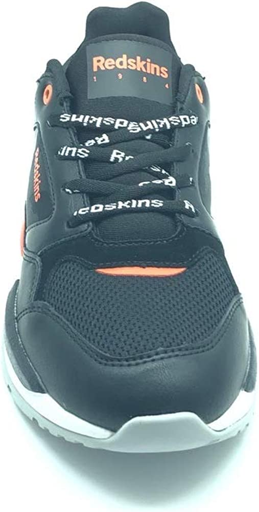 Redskins Malvino Negro + Naranja, (negro y naranja), 45 EU: Amazon.es: Zapatos y complementos