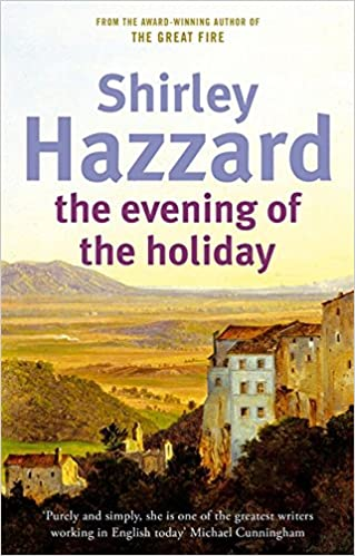 Book The Evening Of The Holiday