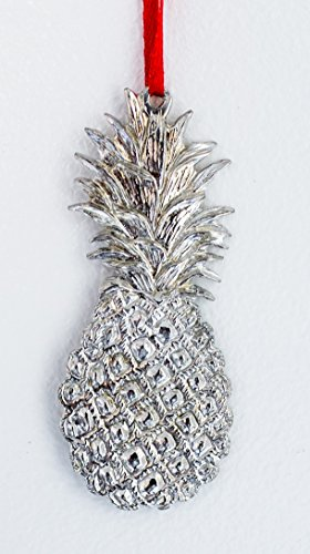 Hand Cast Pewter Pineapple Ornament 571 (Pineapple Cast)