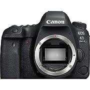 Canon EOS 6D Mark II body only Digital Camera, Black