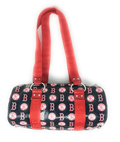 on Red Sox Lacquered Canvas Tube Bag ()
