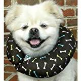 Puppy Bumpers Puppy Bumpers - Keeps Your Tiny Dog From Squeezing Thru Small Spaces - Small Muddy Bones