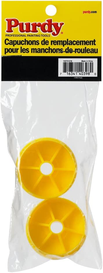 Purdy 140751218 Yellow End Cap Replacement