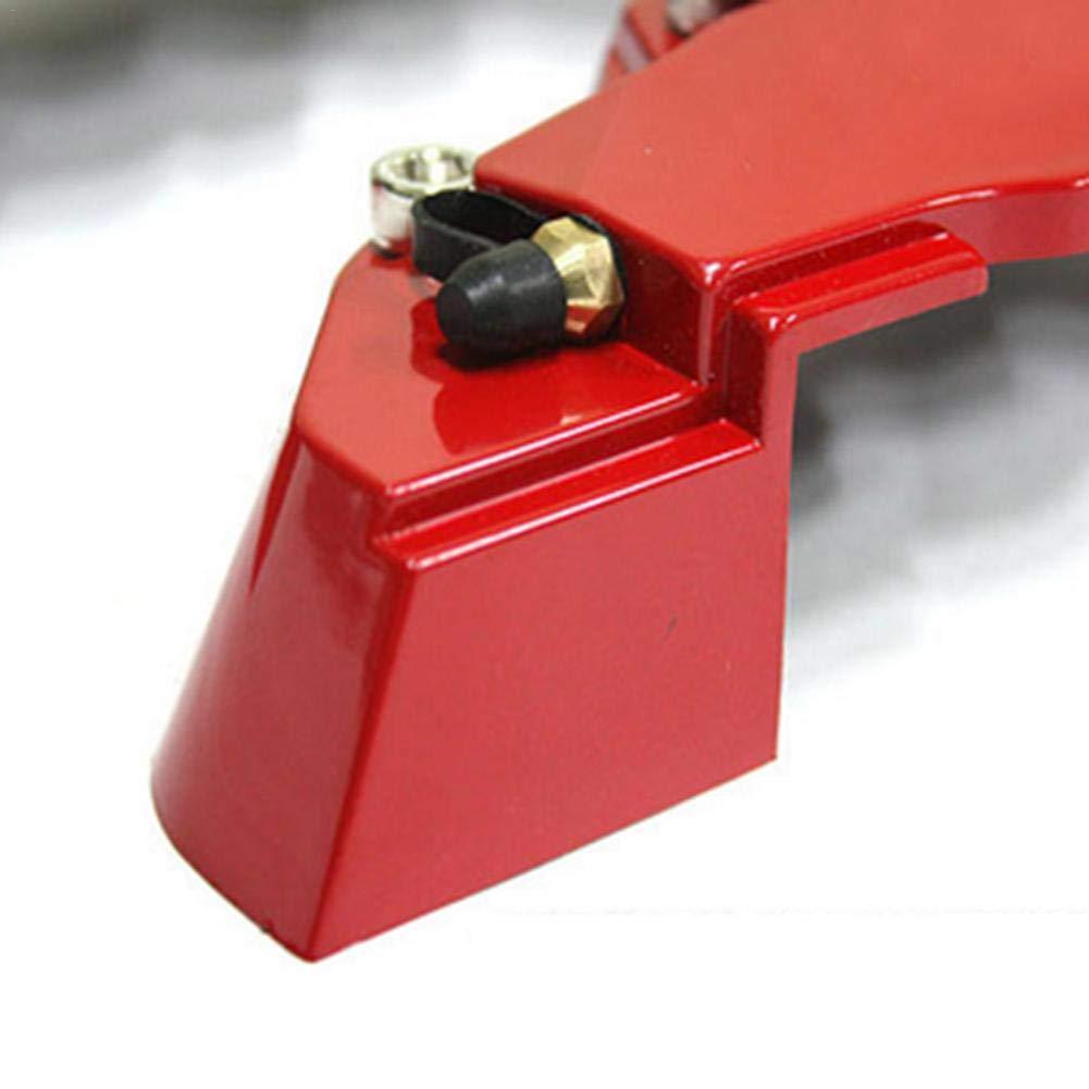 remote.S Car Cover 3D Pistoncini Pinze Freno Decorativo Copri Ruota Modificato per Auto