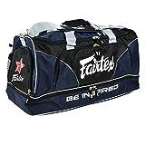 Fairtex BAG2 Gym Bag (Navy Blue)
